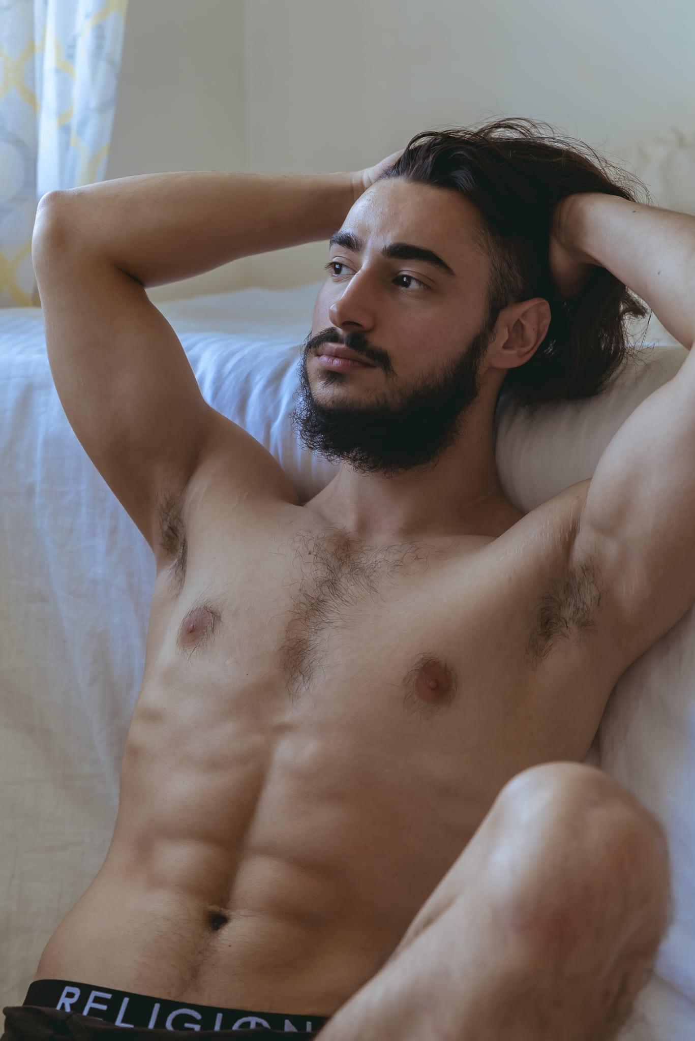 Lonodn boudoir photo shoot-12