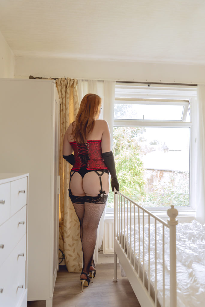Luxury boudoir studio London