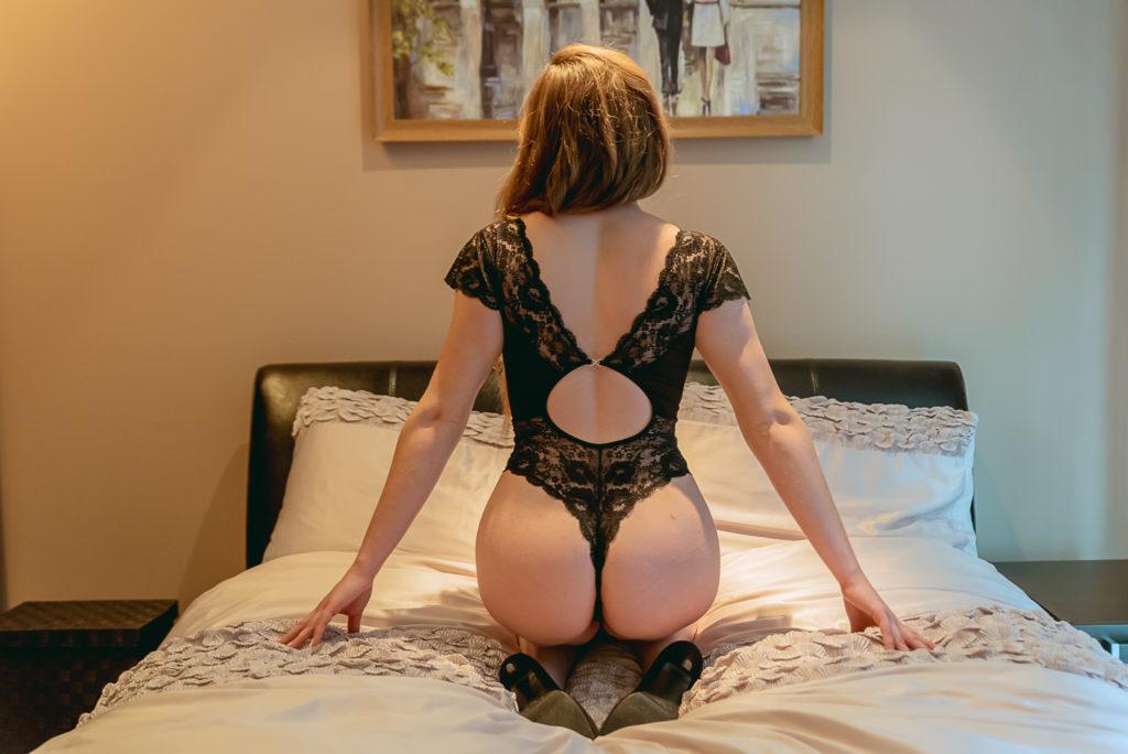 London boudoir photographer